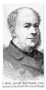Jacob Pleydell-bouverie (1815-1889) Bath Towel
