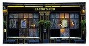 Jacob's Pub Hand Towel