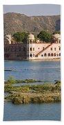 Jah Mahal Palace Bath Towel