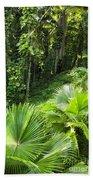 Jamaican Jungle Bath Towel