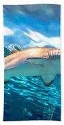 Jaws Bath Towel