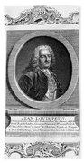 Jean Louis Petit (1674-1750) Bath Towel