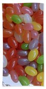 Jelly Beans Bath Towel