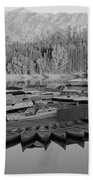 Jenny Lake Wyoming   Bath Towel