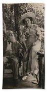 Jessie Tarbox Beals(1870-1942) Bath Towel