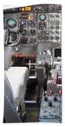 Jet Cockpit Bath Towel