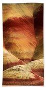 John Day Martian Landscape Bath Towel