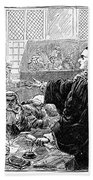 John Peter Zenger (1697-1746) Bath Towel