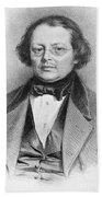Joseph Skoda (1805-1881) Bath Towel