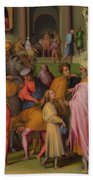 Joseph Sold To Potiphar Hand Towel
