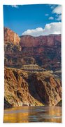 Journey Through The Grand Canyon Hand Towel