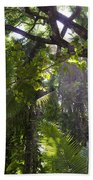 Jungle Canopy Bath Towel