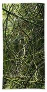 Jungle Vines Bath Towel