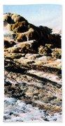 Jupiter Terrace Yellowstone Np 1928 Bath Towel