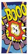Ka-boom 2 Bath Towel by Gary Grayson