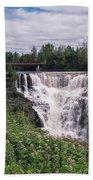 Kakabeka Falls Bath Towel