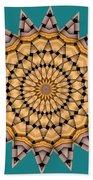 Kaleidoscope 7 Bath Towel