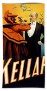 Kellar Toasts The Devil Hand Towel