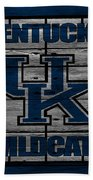 Kentucky Wildcats Bath Towel