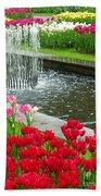 Keukenhof Gardens 71 Bath Towel