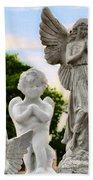 Key West Angels Bath Towel