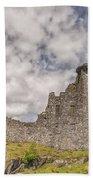 Kilchurn Castle 02 Bath Towel