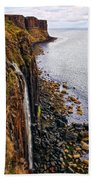 Kilt Rock Bath Towel