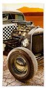 Millers Chop Shop 1946 Chevy Truck Bath Towel