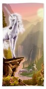 King Of The Valley Bath Towel