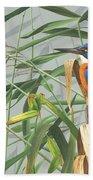 Kingfisher Hand Towel
