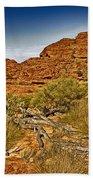 Kings Canyon-the Rim V2 Bath Towel
