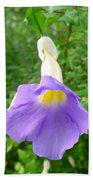 King's Mantle Flower  6 Bath Towel