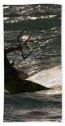 Kite Surfer 03 Bath Towel
