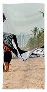 Kiteboard Gear Bath Towel
