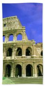 K.straiton Colosseum, Rome Bath Towel