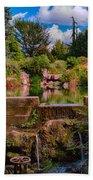 Kubota Garden Pond Bath Towel
