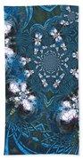 La Danse Des Papillons Bath Towel