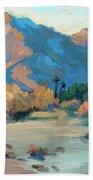 La Quinta Cove - Highway 52 Bath Towel