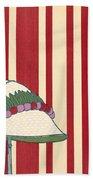 Ladies Hat, From Les Robes De Paul Bath Towel