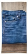 Ladies' Jeans Bath Towel