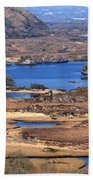 Ladies View Killarney National Park Hand Towel