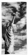 Lady Liberty Hand Towel