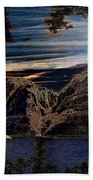 Lake Powell Utah Bath Towel