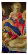 Lamentation Over The Dead Christ Bath Towel