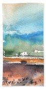 Landscape Of Lanzarote 05 Bath Towel