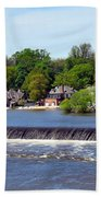 Landscapes In Philly Bath Towel