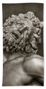 Laocoon Bath Towel