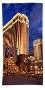 Las Vegas - Venetian Hotel Bath Towel
