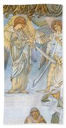 Last Judgement Bath Towel