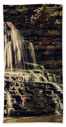 Laurel Run Falls Bath Towel